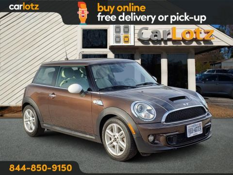 2013 MINI Cooper S FWD 2dr Car