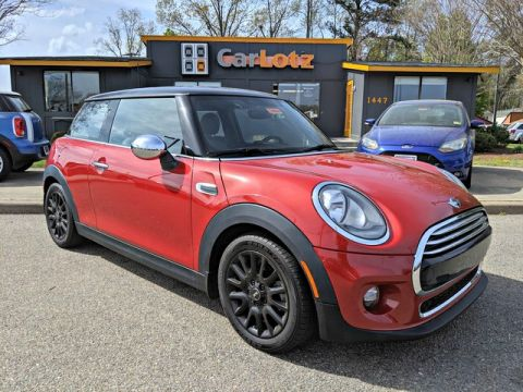 Pre-Owned 2014 MINI Cooper Hardtop