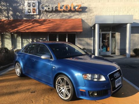 Pre-Owned 2007 Audi RS 4