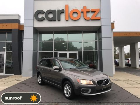 Pre-Owned 2008 Volvo XC70 Base