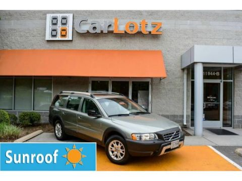 Pre-Owned 2007 Volvo XC70 2.5T