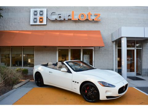 Pre-Owned 2012 Maserati GranTurismo North America specification S